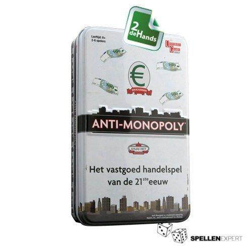 Anti Monopoly Reis   Spellen Expert