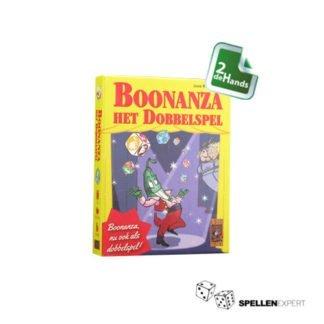 Boonanza - Het dobbelsteenspel   Spellen Expert