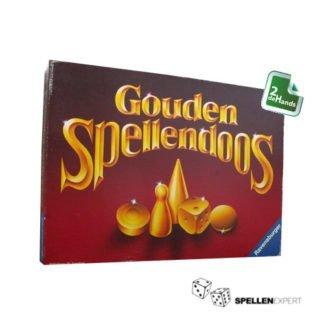 Gouden Spellendoos | Spellen Expert
