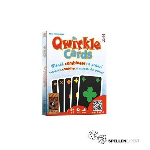 Qwirkle cards | Spellen Expert
