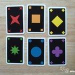 Qwirkle cards   Spellen Expert