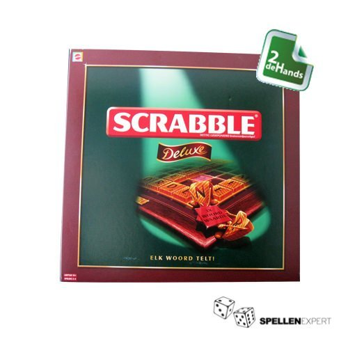 Scrabble Deluxe | Spellen Expert