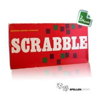Scrabble houten editie | Spellen Expert