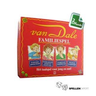 Van Dale Familiespel | Spellen Expert