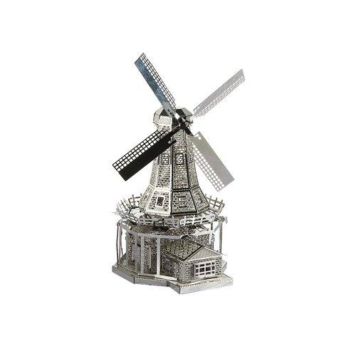 3D Metal Kit Windmolen | Spellen Expert