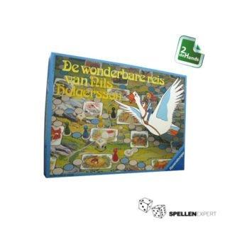 De Wonderen Reis van Nils Holgersson | Spellen Expert