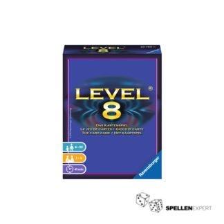 Level 8 kaartspel | Spellen Expert