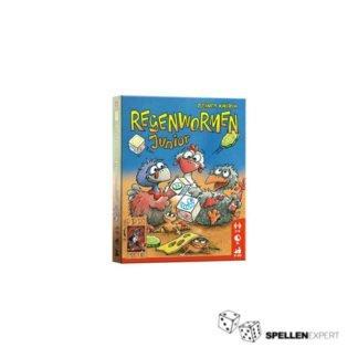 Regenwormen Junior   Spellen Expert