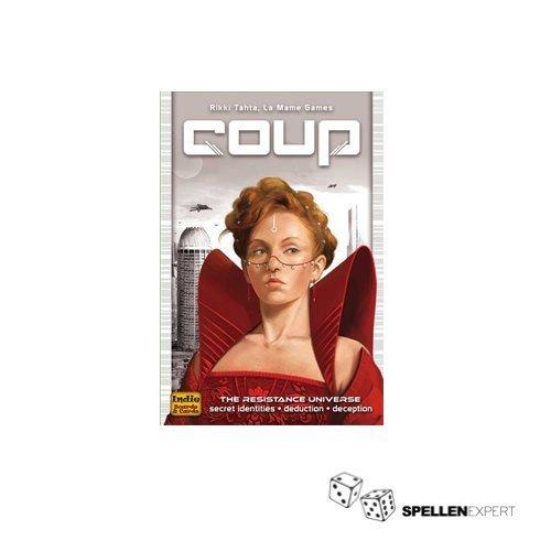 Coup | Spellen Expert