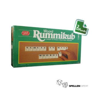Woord Rummikub | Spellen Expert