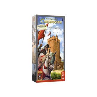Carcassonne de Toren | Spellen Expert