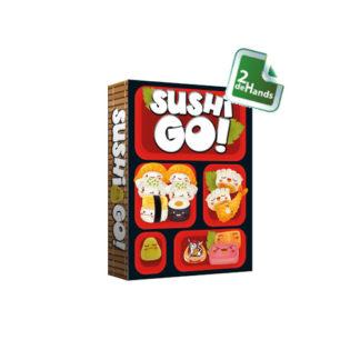 Sushi Go | Spellen Expert