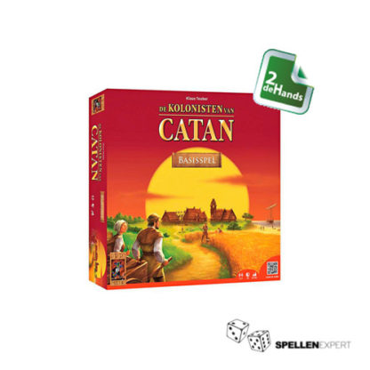 Kolonisten van Catan: Basisspel (1995)   Spellen Expert