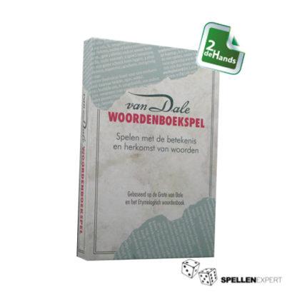 van Dale Woordenboekspel | Spellen Expert