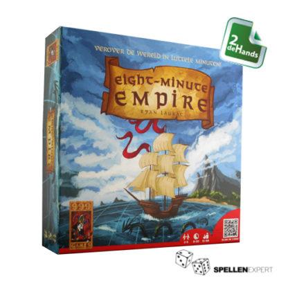 Eight Minute Empire | Spellen Expert