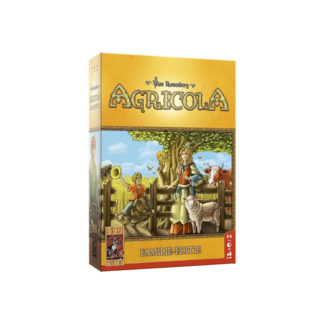 Agricola: Familie editie   Spellen Expert