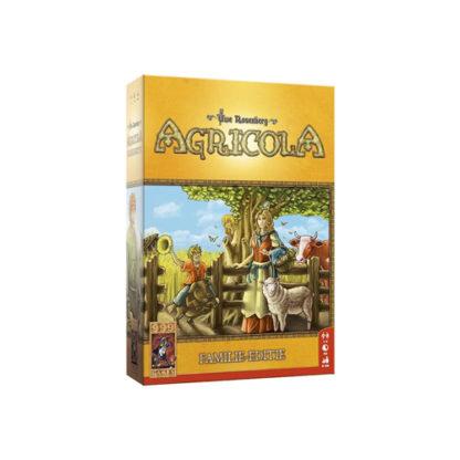 Agricola: Familie editie | Spellen Expert