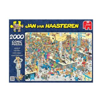 Jan van Haasteren: Kassa erbij | Spellen Expert