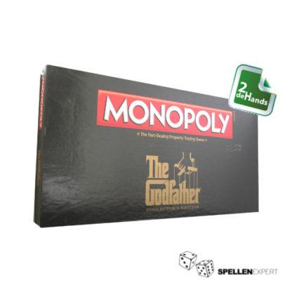 Monopoly the Godfather | Spellen Expert