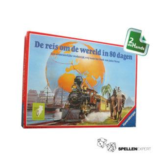 De reis om de wereld in 80 dagen | Spellen Expert