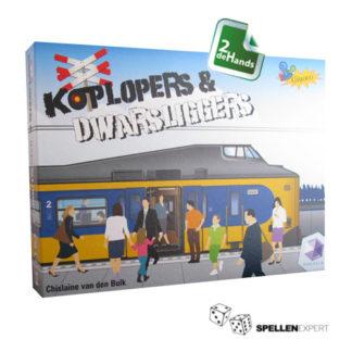 Koplopers & Dwarsliggers   Spellen Expert