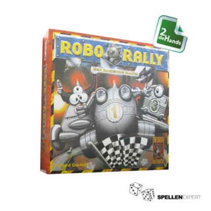 Robo Rally | Spellen Expert