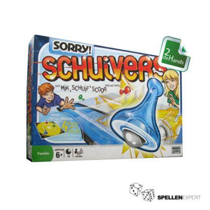 Sorry Schuivers | Spellen Expert